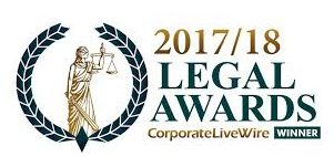 CorporateLiveWire Legal Awards Winner